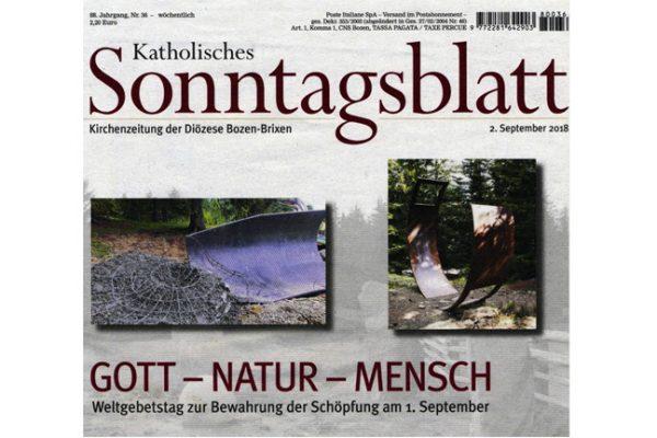 Tag der Schöpfung und der Hofburggarten in Brixen