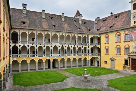Il signor Johann Kronbichler si congeda dalla guida  del Museo Diocesano