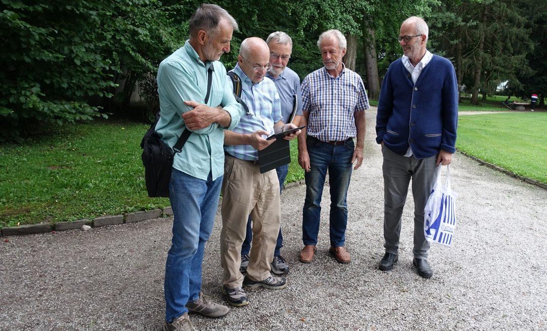 Hofgarten Innsbruck: Eindrucksvolles Beispiel eines offenen Gartens  und Vorbild für unsere Stadt